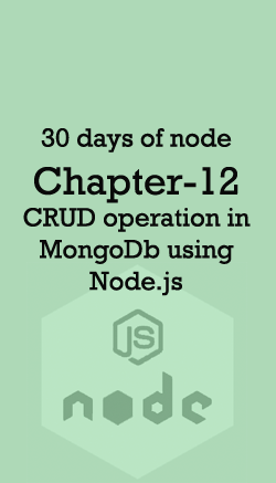 30 days of node | node js tutorial series | Nodejsera